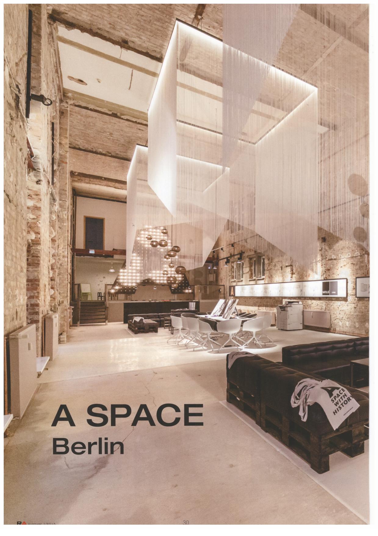 Artikel Raum & Architektur
